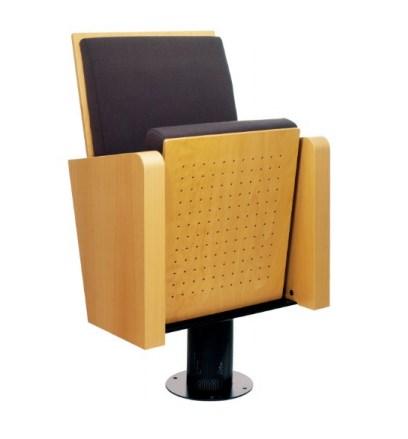 asientos con absorción acústica cines